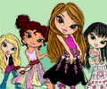 Vista as Bratz