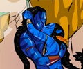 Avatar - Jake & Neytiri in Perfect Harmony