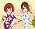 The Sisters Cheongsam Show