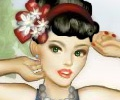 Posy Pin Up Girl Dress Up