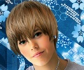 New Look of Justin Bieber