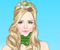 Green Apple Princess Dress Up