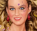Katty Perry Makeup