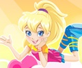 Polly Pocket Dress Up