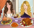 Stardoll Thanksgiving Party