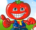 Funny Tomato Dress Up