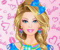 Barbie Girl Style Dress Up