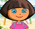 Cute Dora Make Up