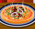 Monster High Pizza Decoration