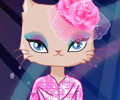 Miss Cat Dress-Up Game