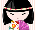 The Kokeshi Doll Dressup