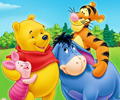 Winnie the Pooh Memory Match