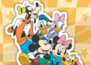 Mickey & Friends Memory Cards