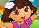 Dora the Explorer Makeover