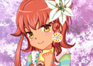 Spring Blossoms Dressup