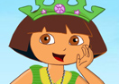 Dora The Explorer St. Patrick's Day