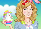 Beauty Easter Girl Dressup