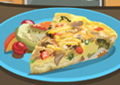 Make Red Pepper Frittata Recipe