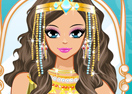 Egyptian Queen Makeover