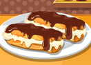 Make Chocolate Eclairs