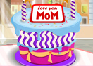 Mother's Day Special Cake Decor