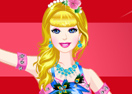 Barbie Salsa Dancer Dress up