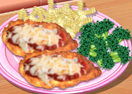 Sara's Cooking Class: Chicken Parmesan