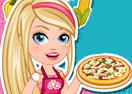 Chef Barbie Pizza Italian