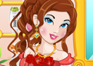 Princess Sissi Makeover