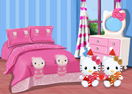 Hello Kitty Bedroom Decoration