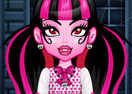 Monster High Draculaura Hair Styles