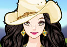 Cowgirl Look Make Up