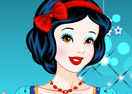 Snow White Prom Make Up