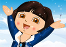 Dora Winter Makeover