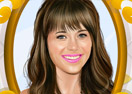 Zooey Deschanel Chic Makeover